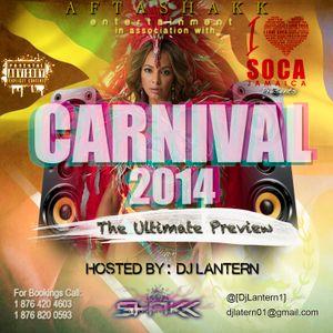 DJ Lantern - Carnival 2014 (The Ultimate Preview)