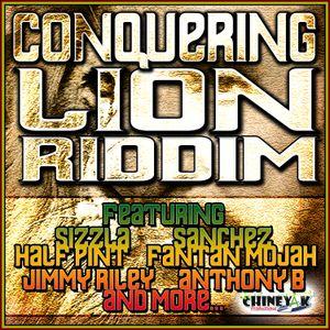 Conquering Lion Riddim Mix Promo (Aout 2012) - Selecta Faza K.