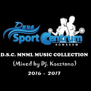Dj. Kosztano - D.S.C. MNML Music Collection (2016-2017)