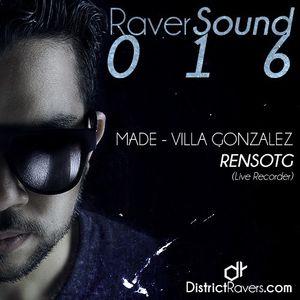 Raversound 016 - Renso TG - Live Villa Gonzalez - RS016