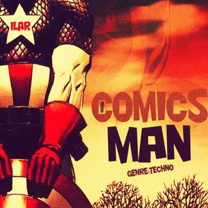 ILAR - Comics Man