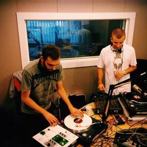 Vlad Craioveanu vs DJ Undoo b2b Slim Rocka @ Good Vibrations 11.11.2014