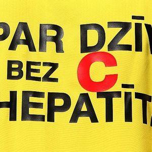 """C hepatīts, saukts arī par """"kluso nāvi"""""""