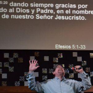 Predica especial Domingo 08-Feb-16 -Chris Richards- COMO ENAMORARNOS MAS DE DIOS
