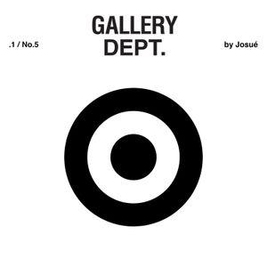 GALLERY DEPT. .1/No.5 by Josué