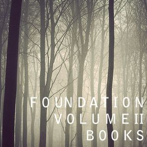 Foundation Vol 2 Books