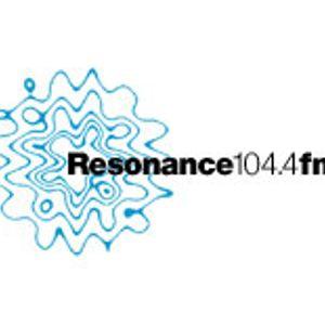 xxxy on sine of the times radio, resonance FM