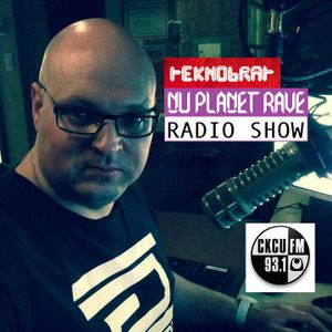 TEKNOBRAT live on The Nu Planet Rave Radio Show Episode 054 part 2 & 3 - 2014-12-21st  CKCU 93.1 FM