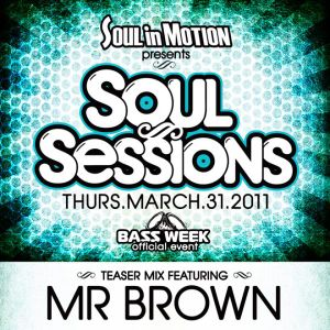 Mr Brown : Soul Sessions Volume 1