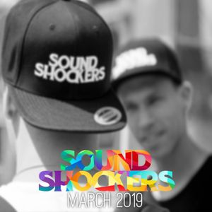 Soundshockers - Monthly Mix (March 2019)
