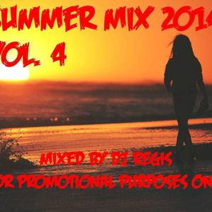 Regis Simons - Summer Mix 2014 vol. 4