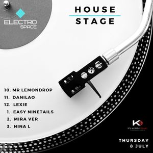 Electro Space - House Stage 08/07/21