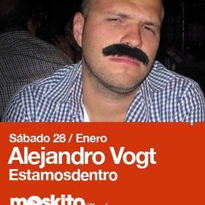 Vogt @ Moskito 28 enero 2012, pt 3/3