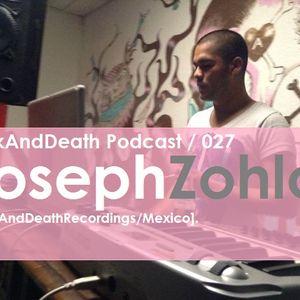 Dark And Death Present Joseph Zohlo 027