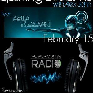 UPLIFTING DREAMS with ALEX JOHN & ASLA KEBDANI Ep.004(Powered by Phoenix Trance Promotion)