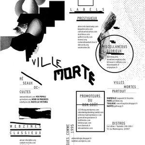 Agenda Villemorte / S5 Mars