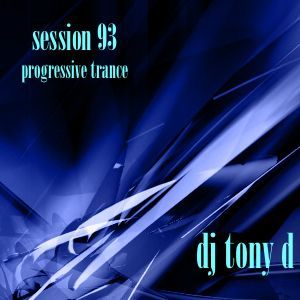 Session 93 - Progressive Trance