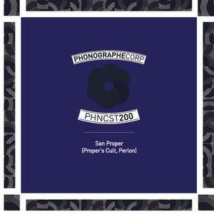 PHNCST200 - San Proper (Proper's Cult, Perlon)
