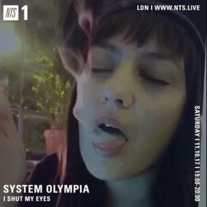 System Olympia - 11th November 2017