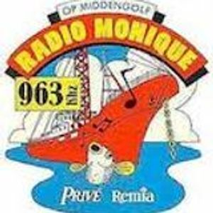 Radio Monique (21/11/1987): Erwin van der Bliek - 'Monique Top 50'