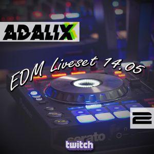 Twitch EDM-Liveset #2 | 14.05.16