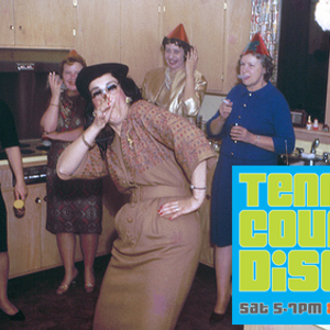Tennis Court Disco - The Covers Show, December 28, 2013