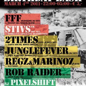 Amen Warfare B-Bash 03-04-2011