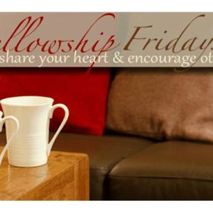 Fellowship Friday With Dr Anthony Wallace