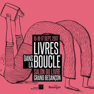 Reportage La Plage : Festival du livre du Grand Besançon !