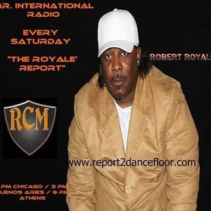 The Disco Royale' by Mr. Iternational Radio Robert Royale' // Report2Dancefloor Radio