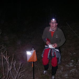 Sport with Paul - A special on night - orienteering.