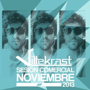 @Villekrast - Comercial Noviembre (ALF Studio)