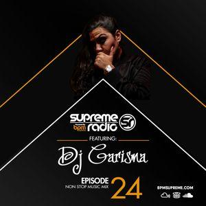 Supreme Radio: Episode 24 - DJ Carisma