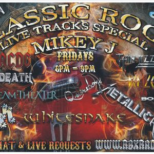 rbx radio friday night rock show 5-1-18