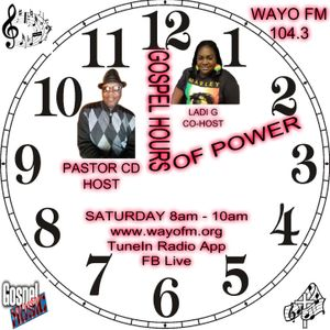 GOSPEL HOURS OF POWER 12-30-17 Pt 2