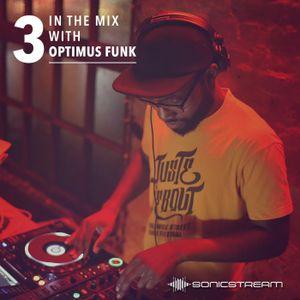 In The Mix with Optimus Funk #03 (Dec 2015)