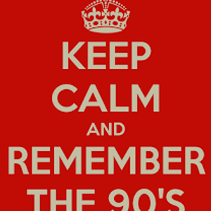 Remember The 90's Session #3 Feb 27, 2016.