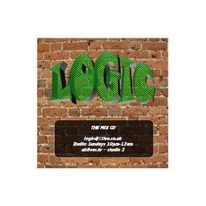 DJ Logic -  April 2010 Dubstep Mix