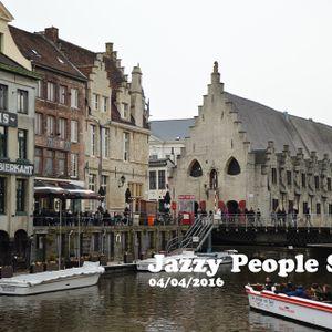 Jazzy People Show - S03E17 - Pan-Adespota Papers! @ VoiceWebRadio.com 04/04/2016