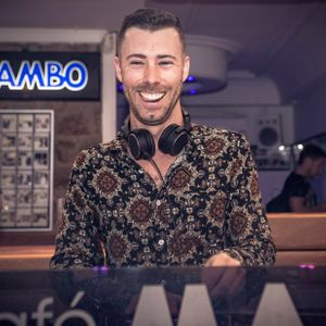Jay Forster at Cafe Mambo 13th May 2019