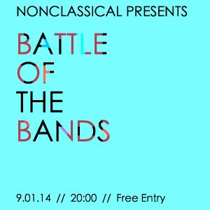 Nonclassical Battle of the Bands 2014 Podcast / James Greer