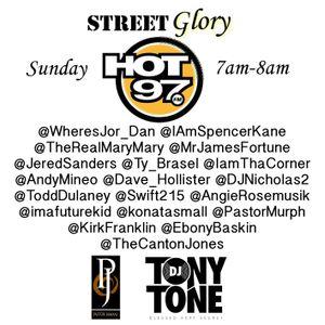 Street Glory on Hot 97 Live 6.25.17