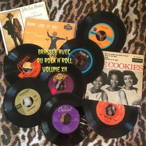 Brassée avec du Rock'n'Roll Vol. XII (1953-1989)