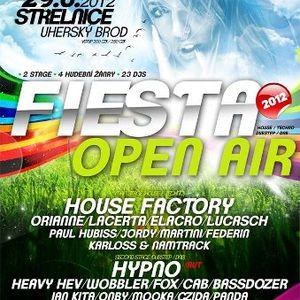 HouseFactory - Fiesta Open Air (Warm Up) [29.6 2012]