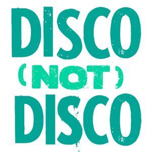 Disco (Not) Disco 30.08.11 Part One