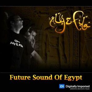 Aly & Fila - Future Sound of Egypt 057 (17-11-2008)