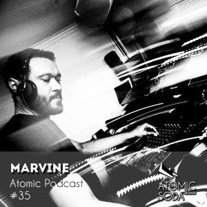 Atomic Podcast #35 - Marvine (2012)