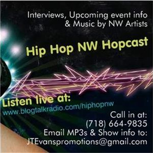 Hip Hop NW Hopcast Ep 10:- Interview with Bibster Beats