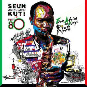Kolot Me Africa - Seun kuti and Afrtobeat