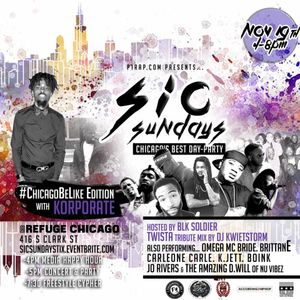 DJ Kwiet Storm - Sic Sundays Twista Tribute by SicSundaysChicago